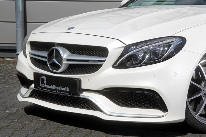 Mercedes-AMG C63 Available with Two Power Upgrades by B&B