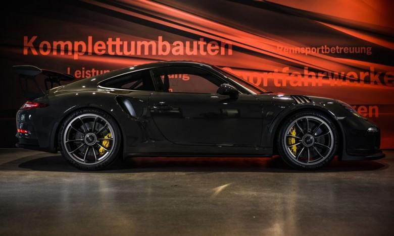 Porsche 911 GT3 Carbon Sport Kit by Edo Competition