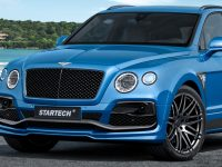 Bentley Bentayga First Tuning Project by Startech