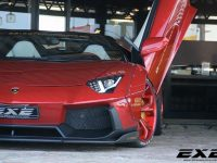 Impressive Gallery: LB-700 WorksR Lamborghini Aventador by EXE Breaks Cover