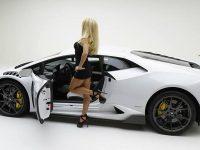 Lamborghini Huracan Novara with Satin Carbon Aero Kit by Vorsteiner