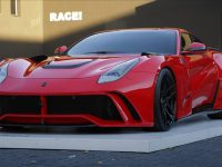 Novitec Rosso Ferrari F12 N-Largo S by RACE Looks Insane