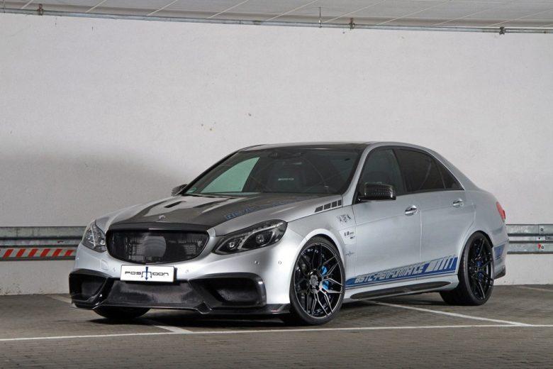 Posaidon Mercedes E63 Packs Whopping Power