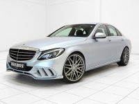"""Brabus """"Shapes"""" the Rugged Character of the C-Class Sedan and Wagon"""