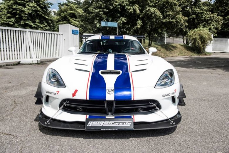 Dodge Viper ACR by GeigerCars Packs Impressive Power