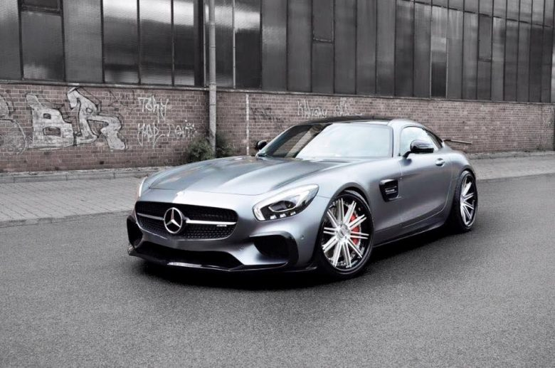 Mercedes AMG GT by DMC and MEC Design Looks Quite Impressive