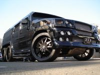 Photo Gallery: Ultimate Six Hummer by Calwing Is Really Massive and Insane