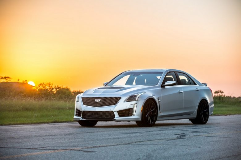 Texas Hennessey Get Their Hands on the Cadillac CTS-V, Transform It into real Monster