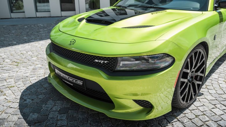 Dodge Charger SRT Hellcat Gets Superpower from GeigerCars