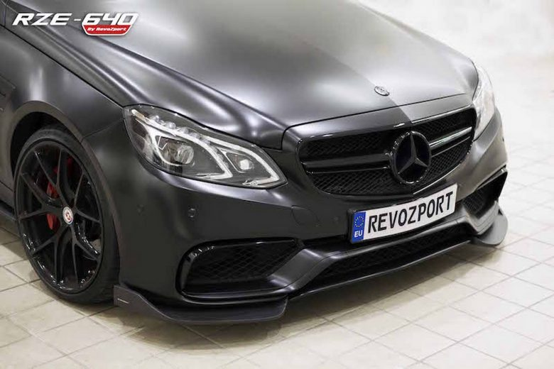 Mercedes-AMG E 63 S Gets Full Special Treatment from RevoZport