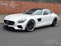Mercedes AMG GT Gets TARTAROS White Styling Kit from MEC Design