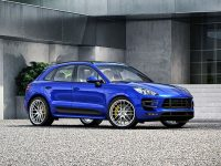 Porsche Macan Turbo Gets Tweaks from SCHMIDT Revolution