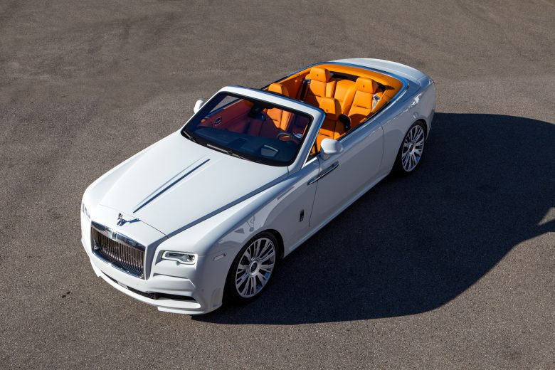 Rolls-Royce Dawn Packs Impressive Power, Installation Carried Out by Spofec Tuner