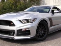 Videos: 2017 Ford Mustang Gets Stage 3 Power Kit by Roush Performance