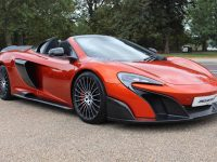 McLaren 675LT by MSO Is up for Grabs at Whopping Price