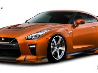 Rowen Tuner Takes Nissan GT-R R35 to a Whole New Level