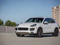 Porsche Cayenne by Vorsteiner Looks Exquisite