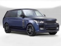 Overfinch`s Latest Range Rover London Edition Looks Hot and Expensive