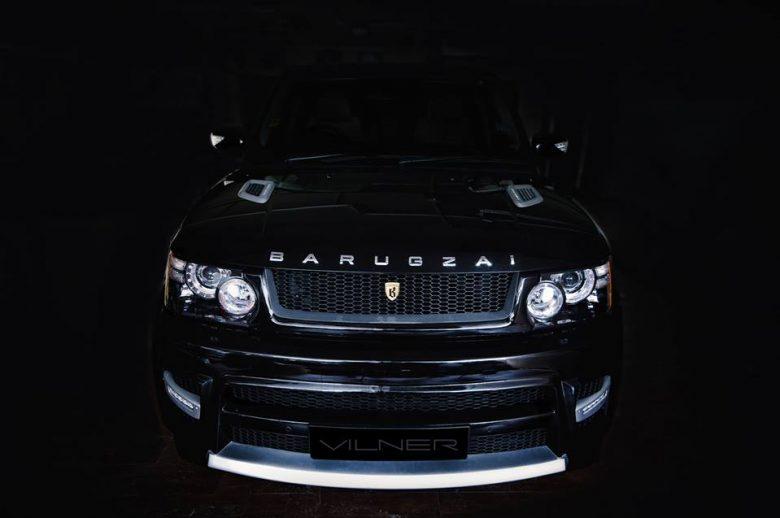 "Range Rover Sport ""20th Anniversary"" by Vilner Gets New Interior Bits"