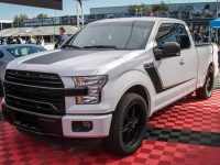 Roush Performance Equips Ford F-150 with Mega Power