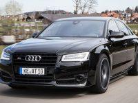 ABT Sportsline Feeds Audi S8 Plus with Impressive Juice