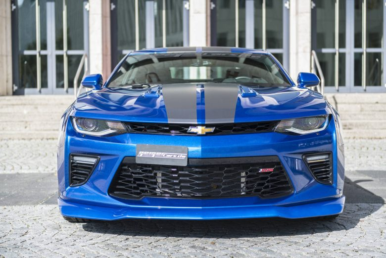 Geiger`s Special Chevrolet Camaro Is a Real Beast