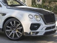 Bentley Bentayga SUV Gets Mansory Body, Installation by RDBLA