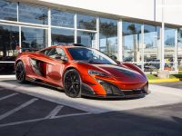 Limited-Run McLaren 688 MSO HS Gets Special Display at Newport Beach Dealer
