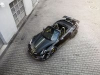 Porsche 911 R Cabriolet GTstreet by Techart Is Mind-Blowing