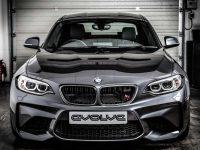 BMW M2 GTS by Evolve Automotive Looks Pretty Mighty