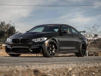 Vorsteiner Dresses-Up BMW M4 GTS with Standout Wheels