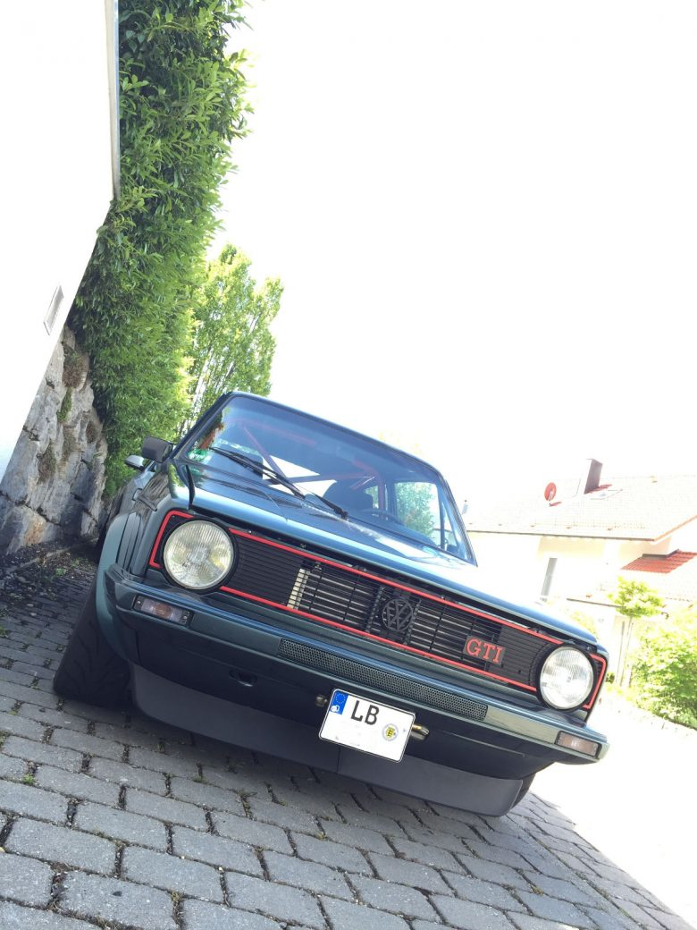 """""""Cheap"""" Golf GTI Mk1 Can Be Yours with Whopping Power"""