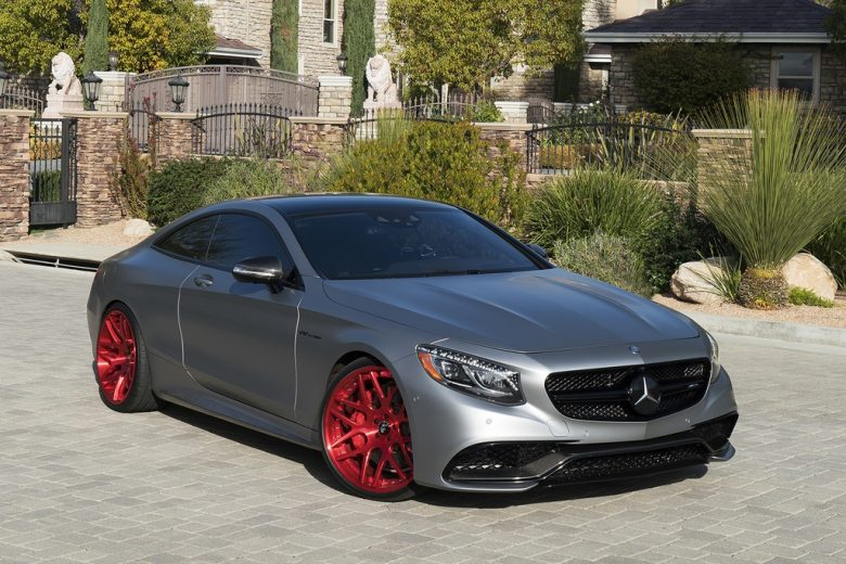 Mercedes-AMG S65 Coupe by Calabasas Luxury Motor Cars Looks Smashing with the New Aero Package