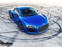 2017 Audi R8 V10 Plus by Dallas Performance Is Now Offered with a 1,250 HP Stage 3 Package