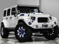 "Jeep Wrangler ""Prestige Intimidator"" Is Up for Grabs on eBay"