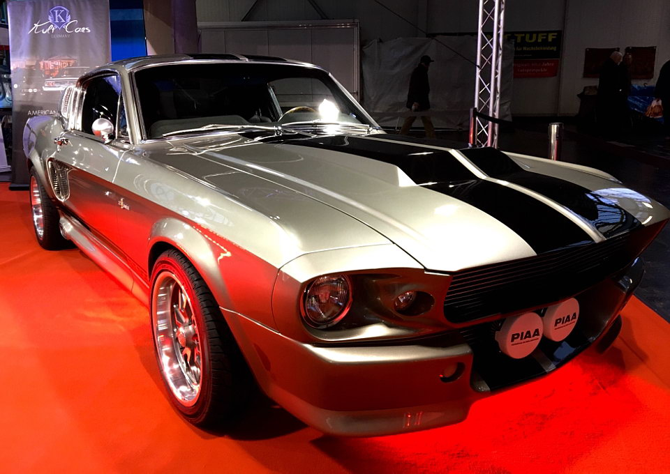 1967 Shelby GT500 Eleanor by Mustangclinic Is Up for Grabs ...