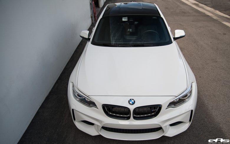 BMW M2 with Carbon Fiber Tweaks by EAS
