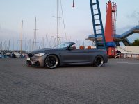 BMW M4 Convertible by Schmidt Revolution Looks Sensational with the New Wheels