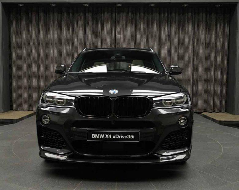 BMW Abu Dhabi Welcomes X1 xDrive 35i by AD Motorsport