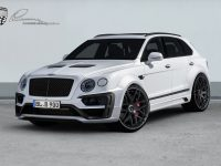 Bentley Bentayga with Aero Package by Lumma Design