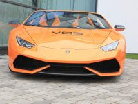 Lamborghini Huracan Spyder Gets Full Tuning Program from VOS Performance