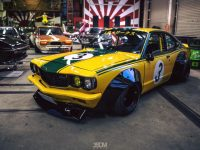 Can You Guess Who Owns This Mazda RX-3 by LB?