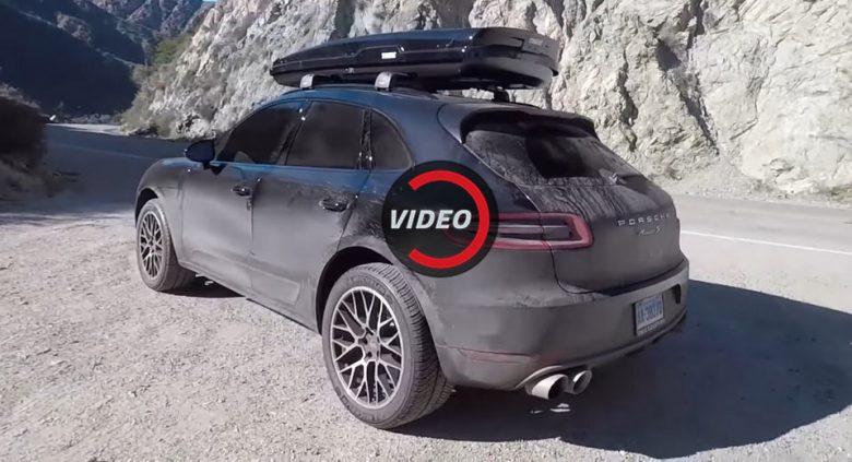 Video: Porsche Macan S with Power Upgrades by Cobb