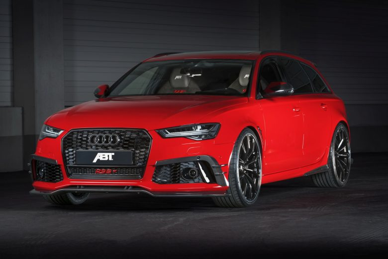 Audi RS6+ by ABT Sportsline with Power Kit Kicks Off ahead Geneva
