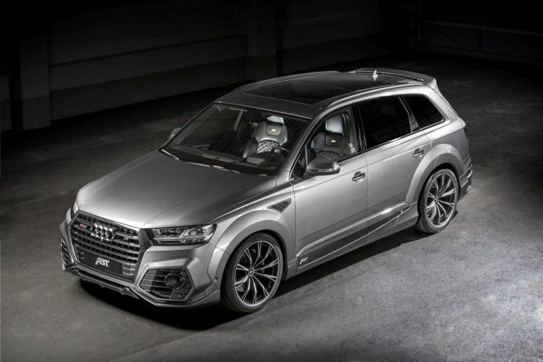 ABT Sporstline Powers-up Audi SQ7 for Geneva Motor Show