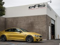 F82 BMW M4 Looks Sensational in Vorsteiner Wheels