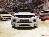 This Is Hamann`s New Range Rover Evoque Convertible Revealed in Geneva
