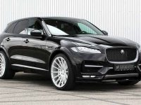 Video: Hamann`s Jaguar F-Pace Tuning Project Kicks Off in Geneva