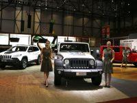 Jeep Wrangler Rubicon with Mopar Accessories Arrives in Geneva