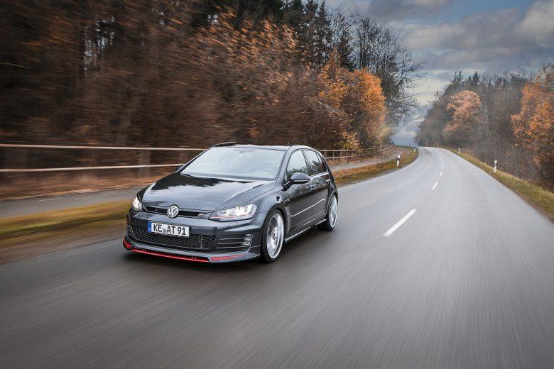 Volkswagen Golf VII with Power Upgrades by ABT Sportsline